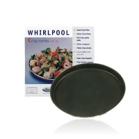 Crispplaat voor Whirlpool en Bauknecht magnetrons cakeplaat AVM250 - 250-270mm