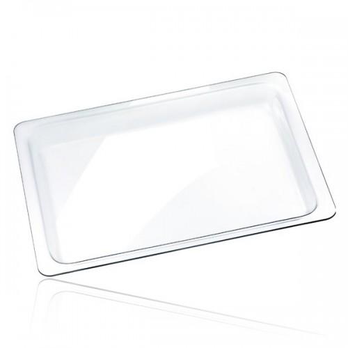 Miele glazen ovenschaal 455x353mm 4317620 for Glazen plaat